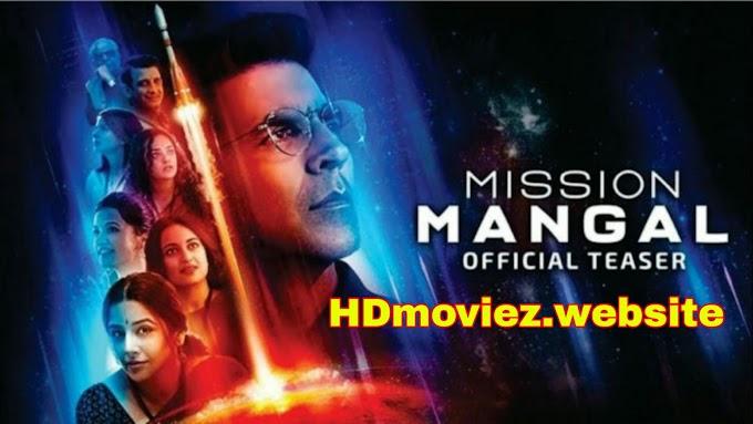 Mission Mangal (2019) New Hindi Movie 350Mb | 900 MB Download