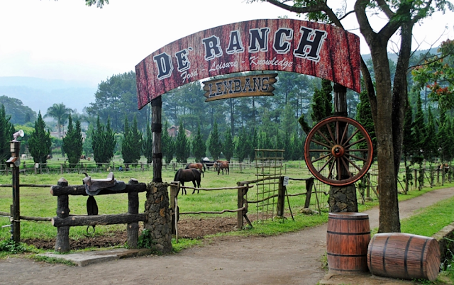 Tourist Attractions in Bandung that are Fun to Visit Until Now