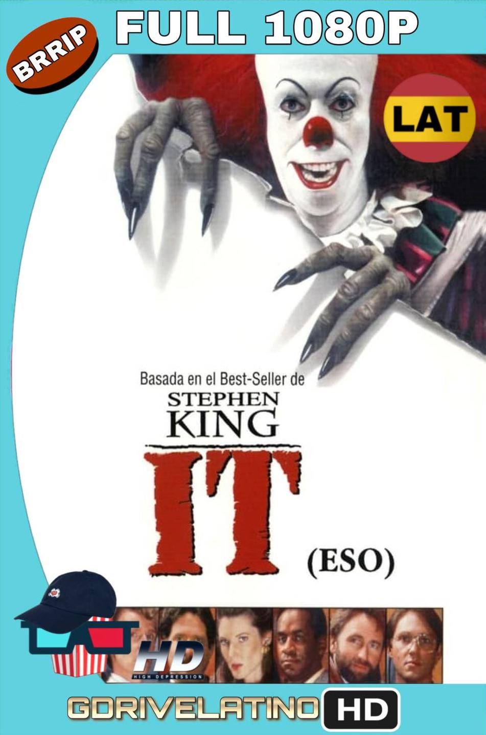 It (Eso) Stephen King (1990) BRRip FULL 1080p Latino MKV