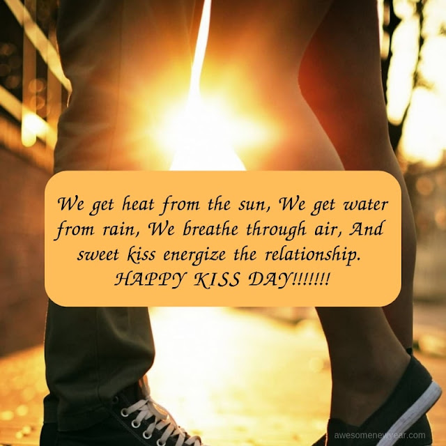 Happy Kiss Day 2019 Quotes
