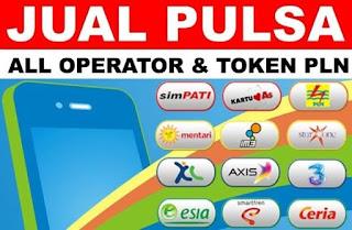 Distributor Pulsa All Operator & Token PLN Kabupaten Bantaeng