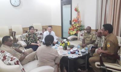 Inggris Tawarkan Beasiswa untuk Anak-anak Papua