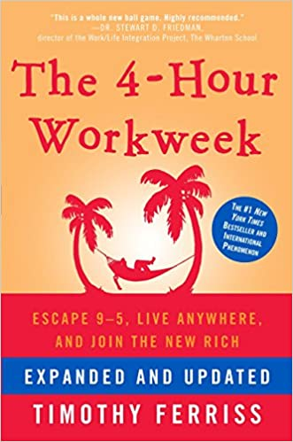 The 4-Hour Workweek by Timothy Ferriss Ebook Download