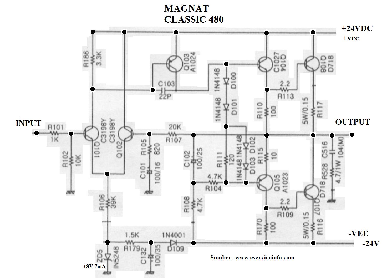 Pak Yohan Blogsite Magnat Classic 480 Power Mobil Jadul