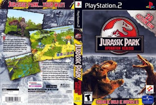 Cheat Jurassic Park: Operation Genesis PS2 Lengkap