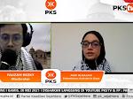 Anak Muda Gaza di Acara PKS Muda: Bersuaralah di Media Sosial!