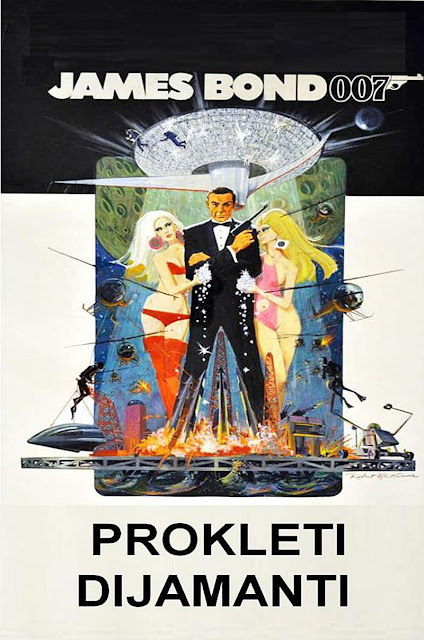 Prokleti Dijamanti - James Bond