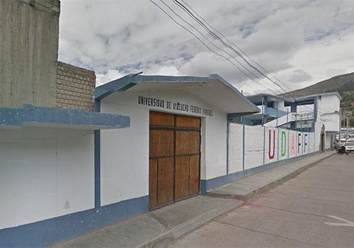 Universidad de Ayacucho Federico Froebel - UDAFF