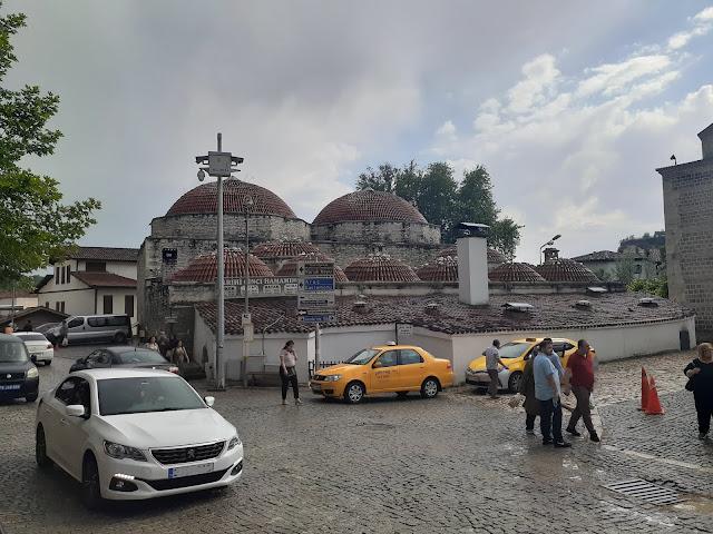 Tarihi Cinci Hamamı - Safranbolu, Karabük