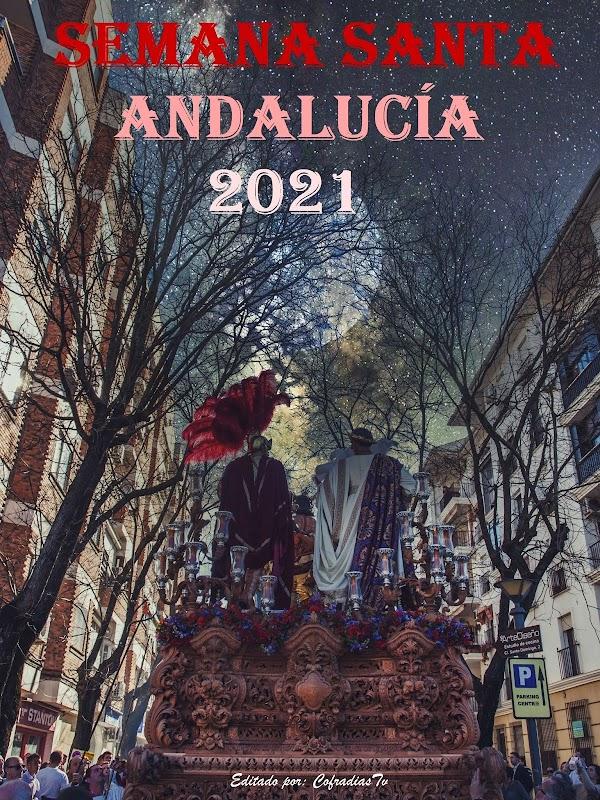 Presentamos el Cartel de la Semana Santa de Andalucía 2021