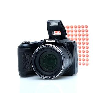 Jual Kamera Prosumer Nikon Coolpix L310 Bekas