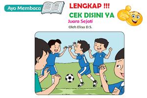 Kunci Jawaban Kelas 6 Tema 9 Ayo Membaca Juara Sejati www.simplenews.me