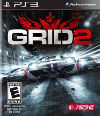 یاری بۆ پلهی ستهیشن GRID 2 ps3 torrent