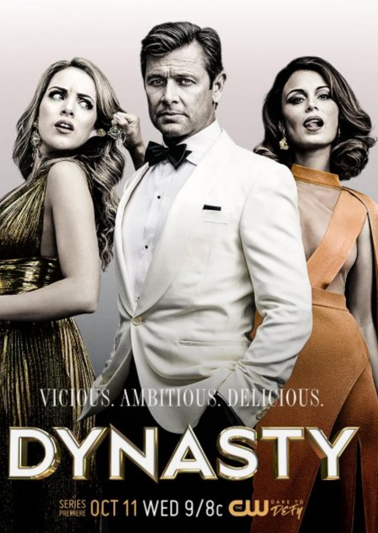 Dynasty Serie Completa Dual Latino/Ingles 720p