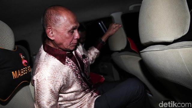 Polisi Perpanjang Masa Tahanan Kivlan Zen hingga 40 Hari