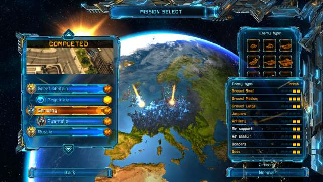 X-Morph Defense PC Full Español
