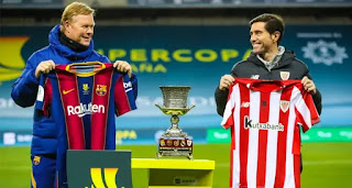 Barcelona vs Athletic Bilbao match preview, line-ups, head-to-head record.