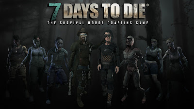7 DAYS TO DIE ALPHA 16.4 (PC) 1.7Gb (Portable) (Inglés-Español) (MEGA) (RAR)