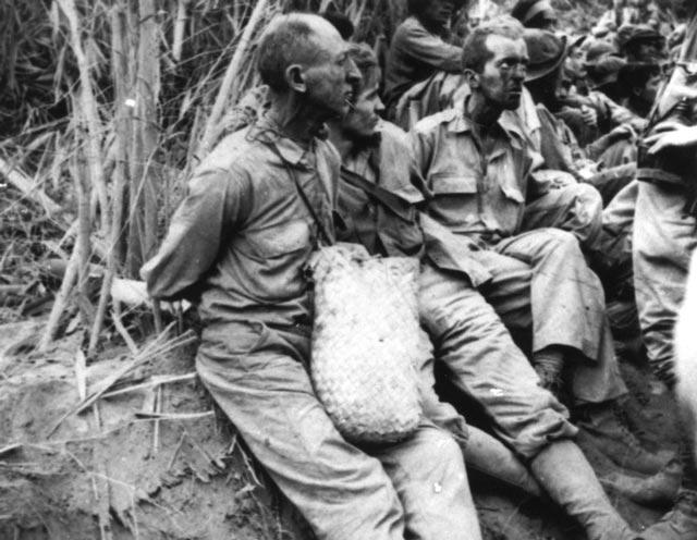 Bataan Death March during World War II worldwartwo.filminspector.com