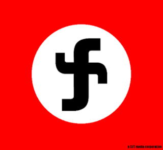 This is what the fascbook logo could look like