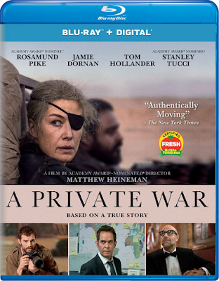 A private war[2018] [BD25] [Latino]