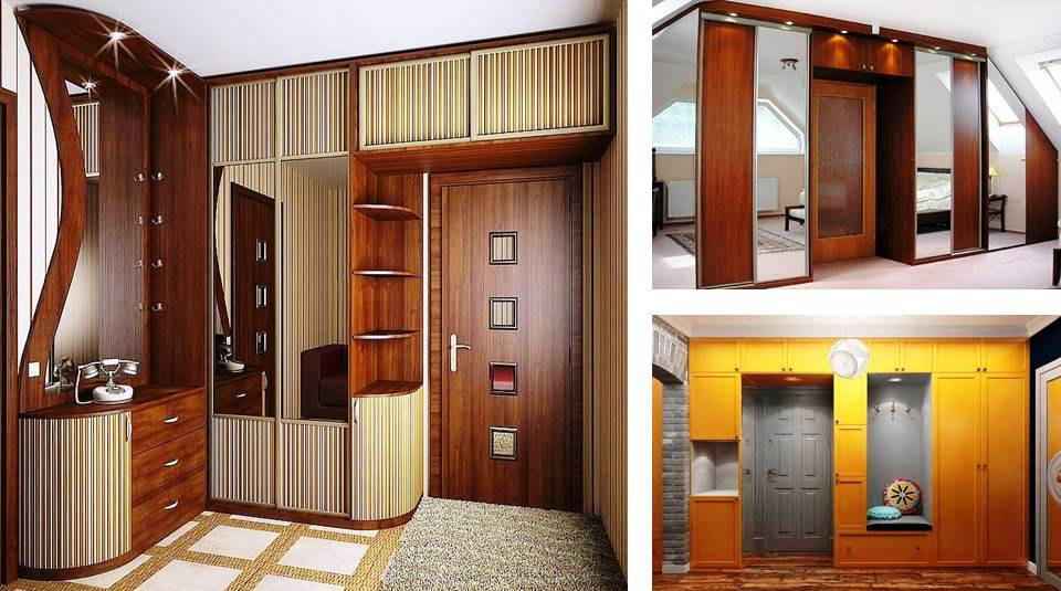 Smart Closet Around The Door