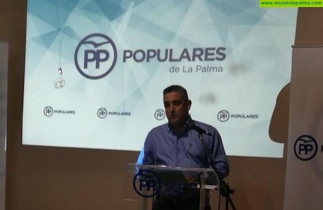 José Ángel Sánchez será el candidato del PP a la alcaldía de Garafía