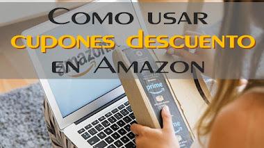 Guía para usar cupones en Amazon