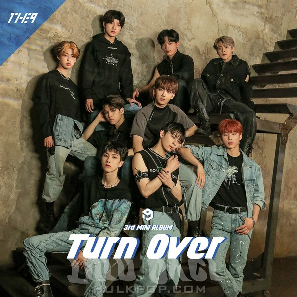 1THE9 – Turn Over – EP