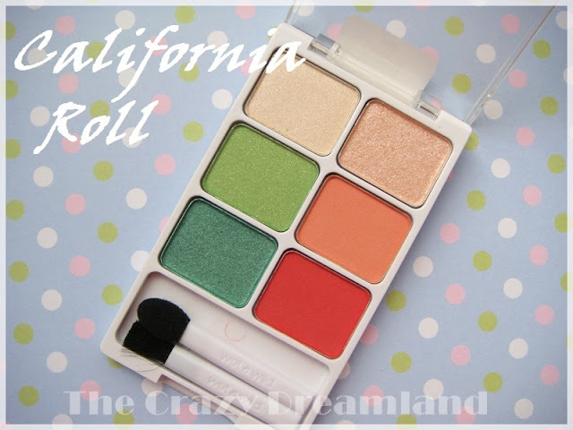 california roll wet n wild