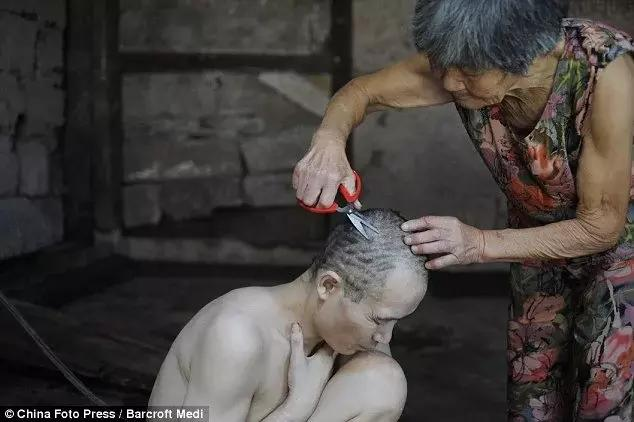 76-Year-Old Mom Kept Her Mentally-Ill Son In A Barn For 20 Years! The Reason Will Definitely Bring You to Tears!