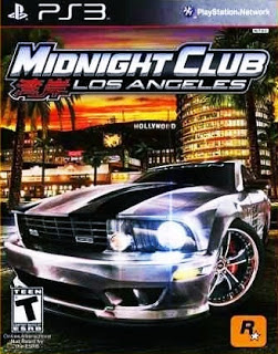 Midnight Club Los Angeles PS3 Torrent