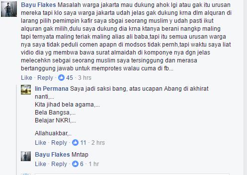 Keren Bang! Eks Pendukung Ahok Ini Lantang Bersuara Berbalik Membela Islam