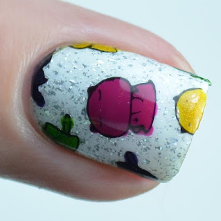 nail art decal