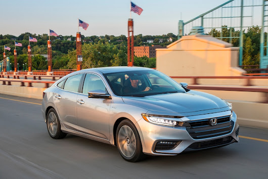 2019 Honda Insight Combines Style, Efficiency, and Affordability