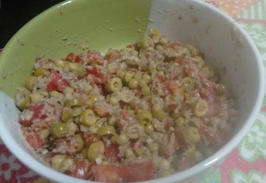 Torta salgada de Sardinha culinaria gurias gata