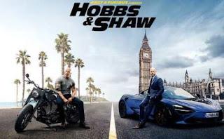 Tayangan Perdana Film fast and furious hobbs and shaw
