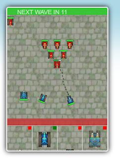 Clash of tanks [game]