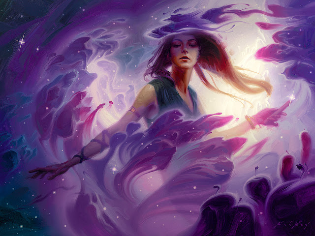 Fusion Lighting the Stars by Rob Rey - robreyart.com