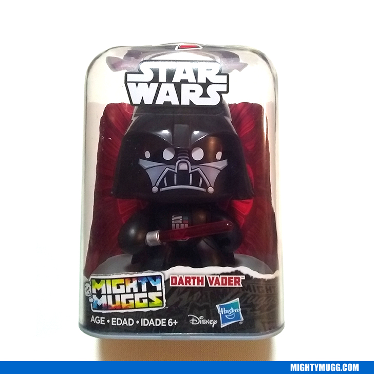 Darth Vader Star Wars Mighty Muggs Front