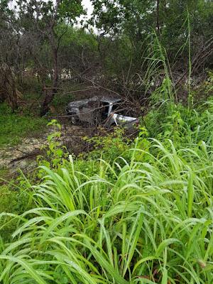 Deputado Júnior Verde sofre grave acidente em Vargem Grande