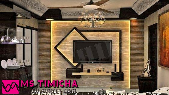 Decoration platre plasma 2018