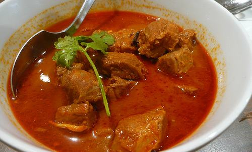 Resepi Kari Daging Pekat