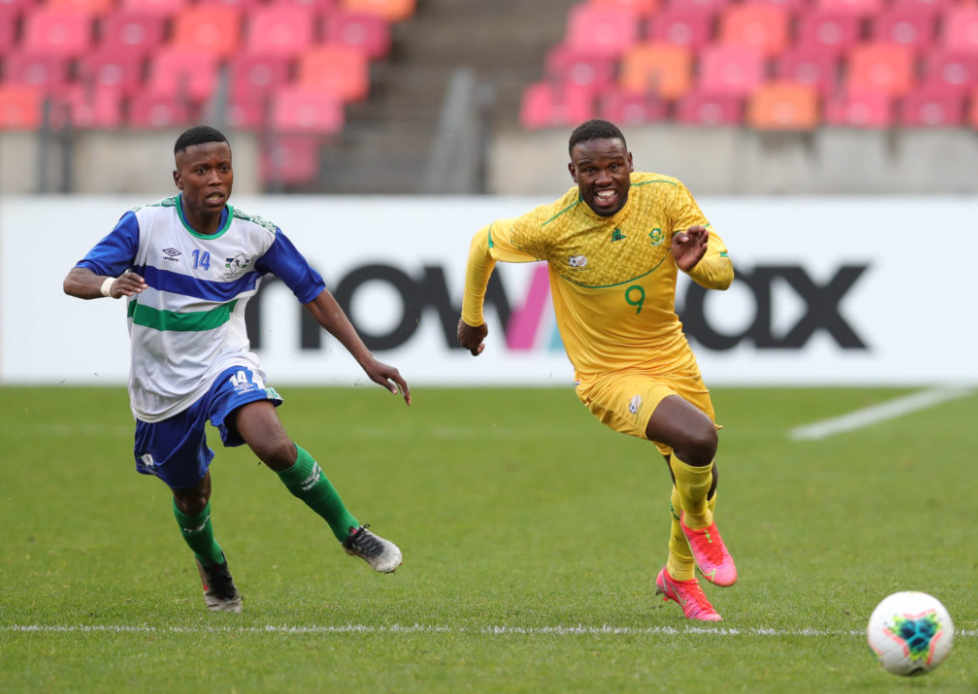 Bloemfontein Celtic's Sepana Letsoalo