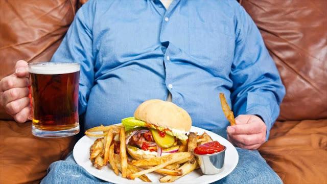 Estudio alerta: Obesidad se ha duplicado en 73 países desde 1980