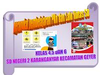 perangkat administrasi pembelajaran PKn dan Lalu lintas SD
