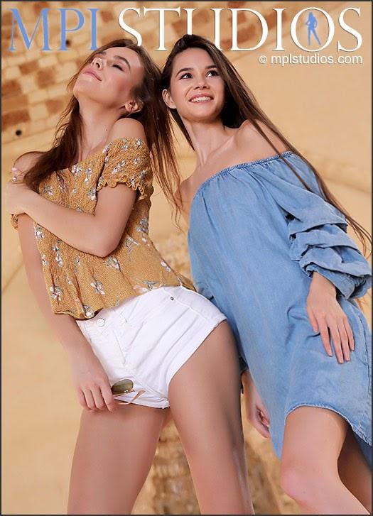 [MPLStudios] Serafina & Leona Mia - Postcard From Rethymno