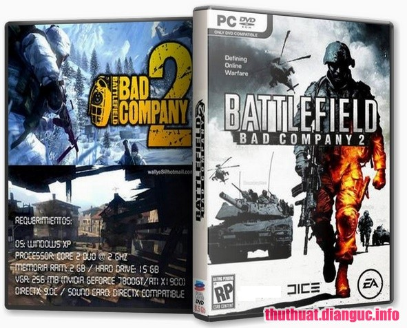 Download Game Battlefield Bad Company 2 - REPACK Full crack