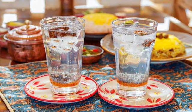 Iranian suhoor is incomplete without the traditional drink called?