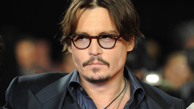 Johnny Depp estaria com depressão?
